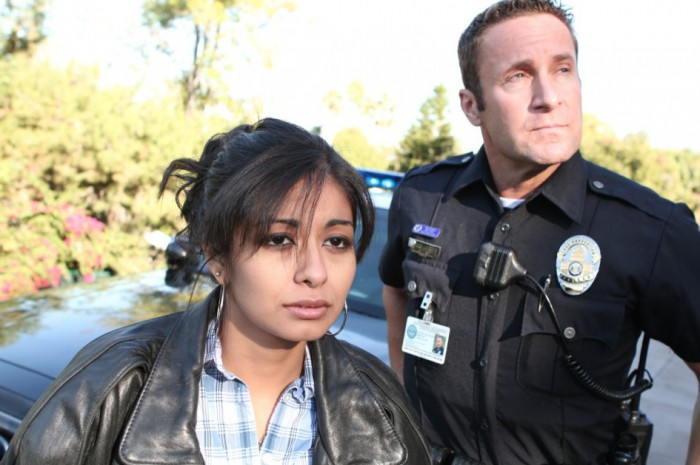 Ruby Rayes Gets Arrested